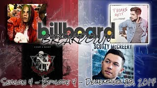 Download Billboard BREAKDOWN - Hot 100 - December 23, 2017 MP3 song and Music Video