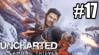 3 STRZAŁY Z BAZOOKI I ŻYJE?! TO PRZESADA! - Let's Play Uncharted 2: Pośród Złodziei #17