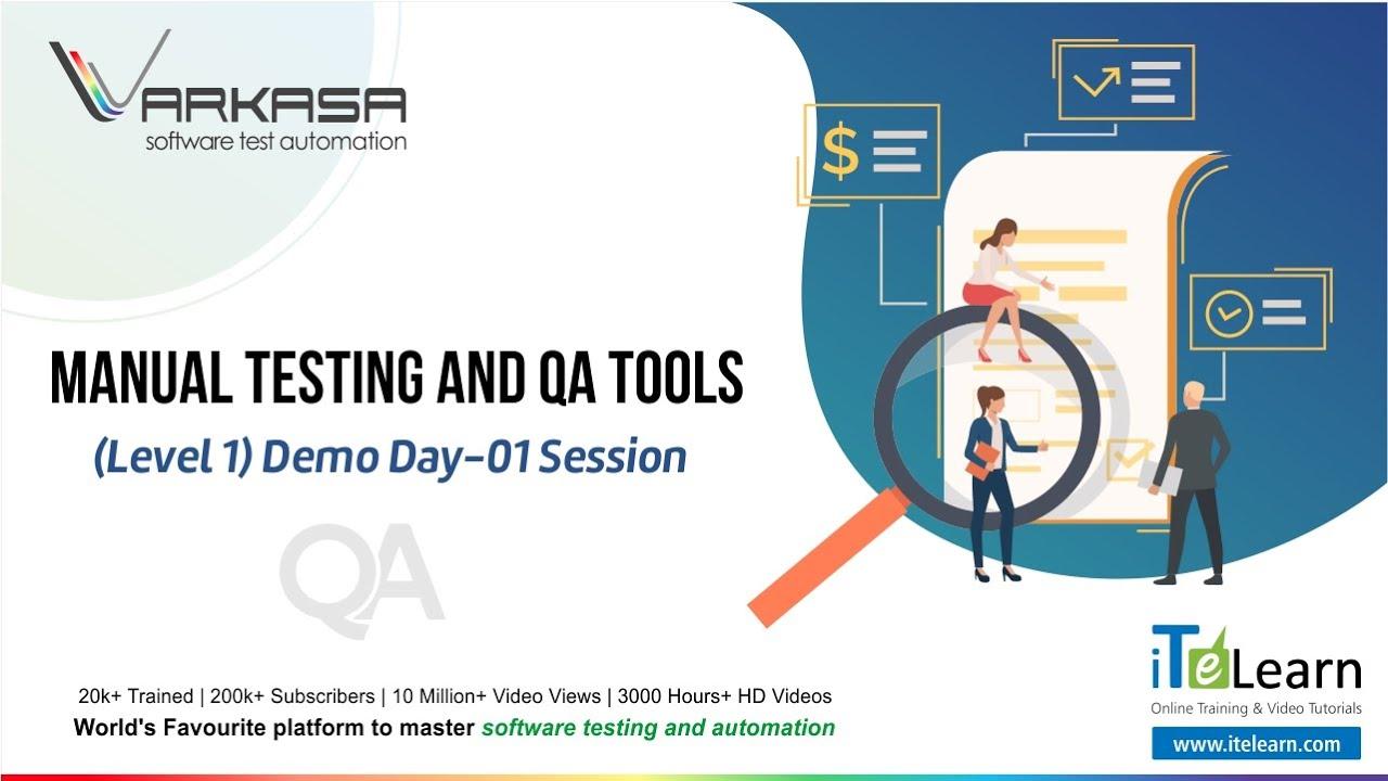 Manual Qa Testing Tools