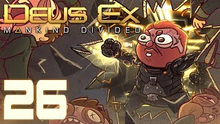 Deus Ex: Mankind Divided [Part 26] - Tough Choices