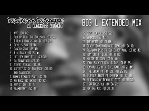 Best of Big L EXTENDED