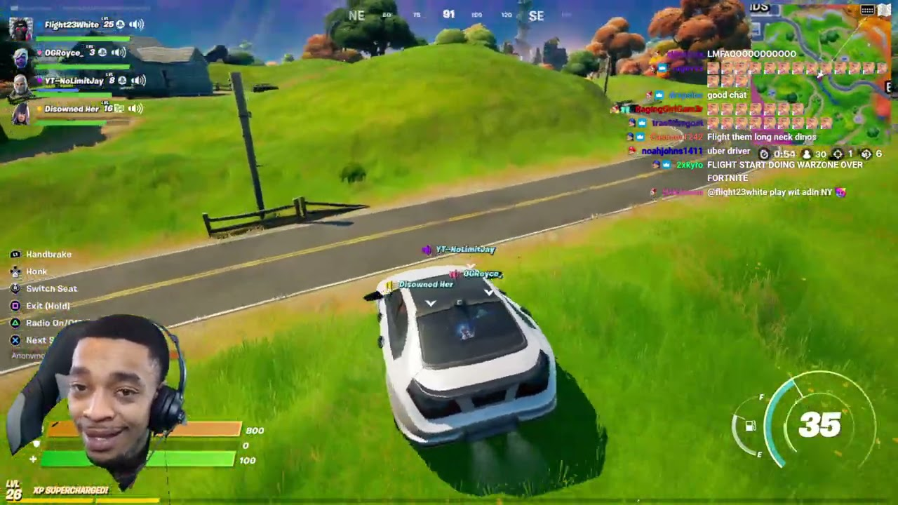 Download FlightReacts couldn't catch a break playing Fortnite Season 6 W/ Homies!