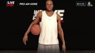 NBA Live 16 - Style