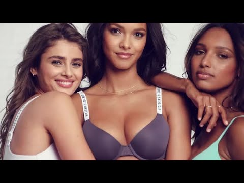 Victoria's Secret T-Shirt Bra Commercial