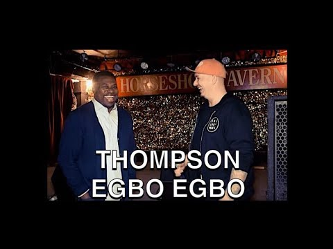 Thompson Egbo Egbo on Unpeeled