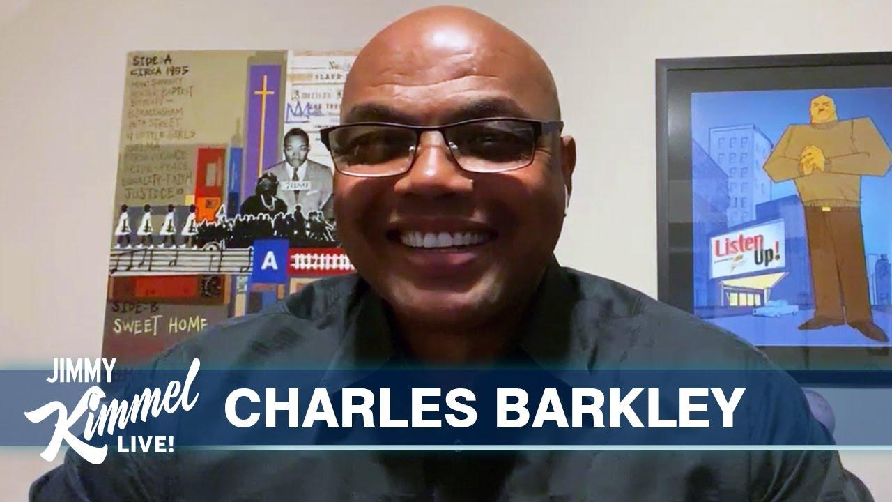 Charles Barkley on LeBron, Jordan & Kobe
