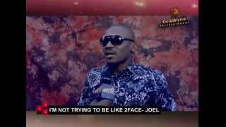 WATCH OUT FOR MY DUET WITH 2FACE -- KENNIS MUSIC JOEL