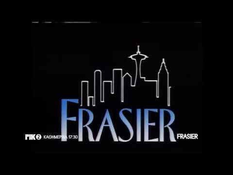 Frasier - sitcom trailer