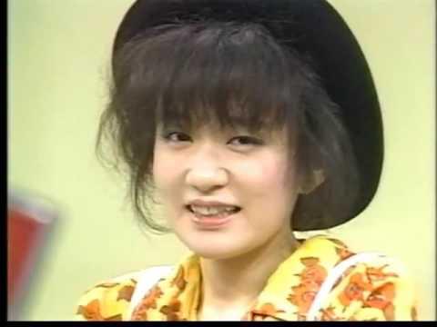 1985 07 04   戸川純   笑っていいとも! テレフォンショッキング