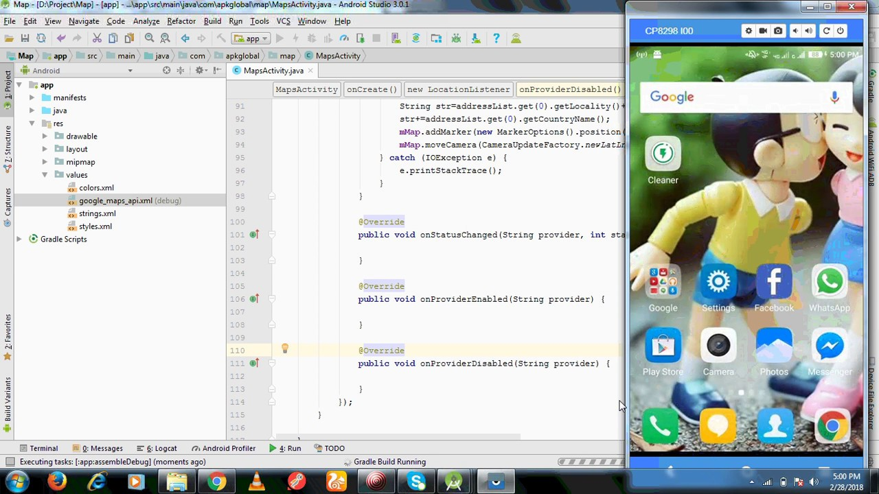 How to create an Google Map Application in Android Studio Map Application In Android on web-based applications, command line applications, google applications, nanorobotics applications, social media applications, nfc applications, firefox applications, computer applications, freeware applications, facial recognition applications, tech applications, smartphone applications, linux applications, windows applications, mhealth applications, best applications, microsoft applications, pega applications, openvms applications,
