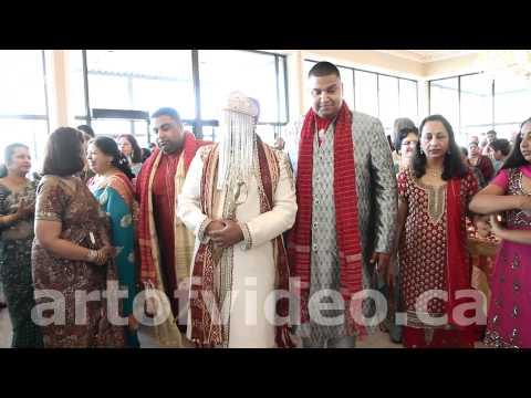 Amazing Indian Wedding at Dreams Convention Centre in Brampton Ontario