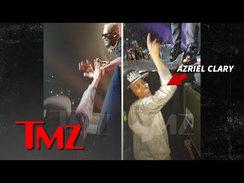 R. Kelly's Alleged Sex Slaves Front Row and Cheering at 2016 Concert | TMZ Mp3