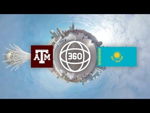 DESIGNING KAZAKHSTAN | Beyond Texas 360 VR