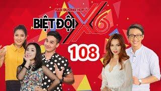 biet doi x6  bdx6 108  quang bao - si thanh - cat tuong - miko - baggio va 1 nam day lay loi