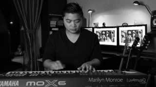Pharrell Williams - Marilyn Monroe [Piano Cover]