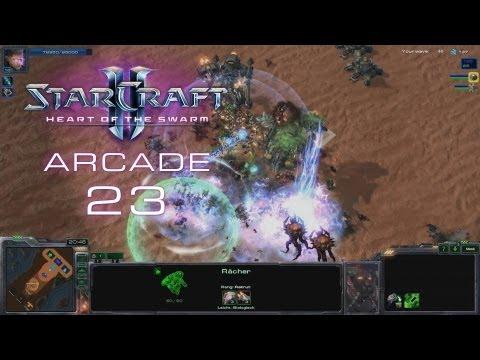 StarCraft 2 HotS - Arcade #23 - Desert Strike HotS - Tipps [HD]