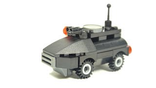 конструктор Sluban Robot Tank M38-B7900 обзор