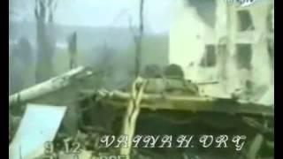 The Brave Men of Chechen Republic Ichkeria