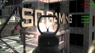::cod4:: zombie horde mod + boss