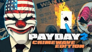 1080p Xbox One Gameplay Preview - Payday 2: Crimewave Edition