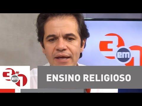 STF Autoriza Ensino Religioso Confessional Em Escolas Públicas