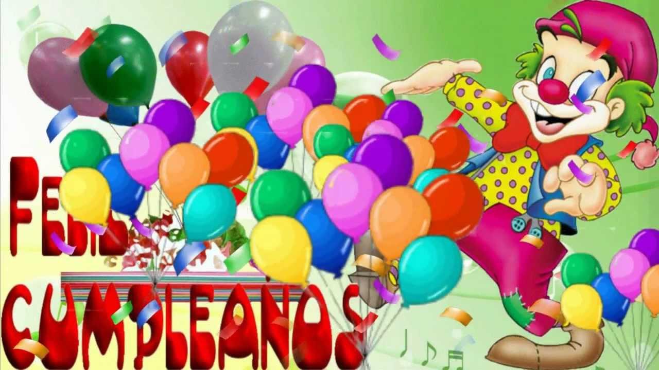 Las Mañanitas Con Las Ardillitas Happy Birthday Felicidades En Tu