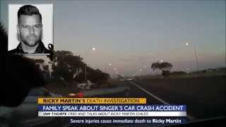 ВИДЕО Рики Мартин умер в трагической аварии на шоссе США