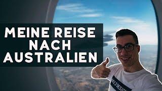 MEINE REISE NACH AUSTRALIEN | MY JOURNEY TO AUSTRALIA