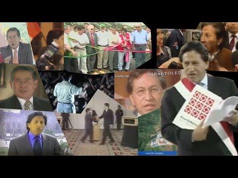 Gobierno de Alejandro Toledo (2001-2006)   Resumen  