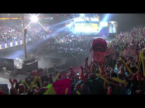 Harlem Shake at the Bassmaster Classic