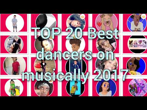 TOP 20 Best dancers on Musically | 2017