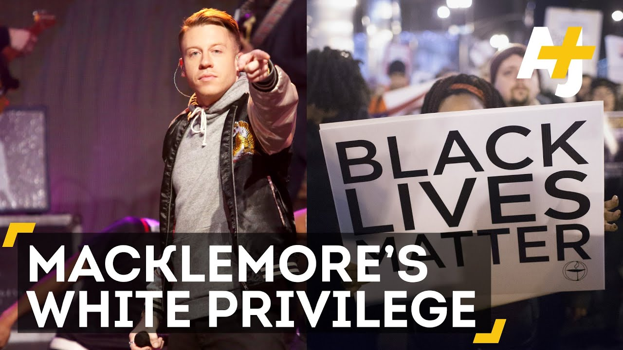 Macklemore Just Released A Song About White Privilege And Black Lives Matter - YouTube