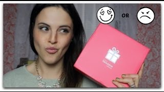 MemeBox Lucky Box #1 - First Impression Box Opening *Jen Luv's Reviews*