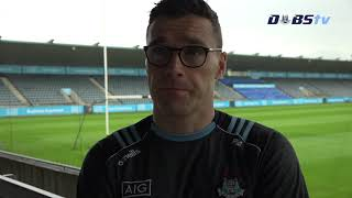 Paddy Andrews chats to Dubs TV ahead of the All-Ireland Final