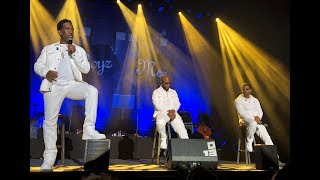 BOYZ II MEN live 2019 [MOTOWNPHILLY-4 SEASONS OF LONELINESS-I'LL MAKE LOVE TO YOU-END OF THE ROAD]