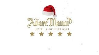 The Adare Manor Hotel Christmas Movie