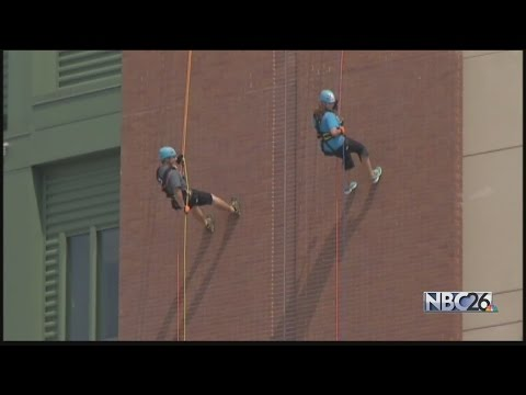 Over the Edge at Lambeau Field