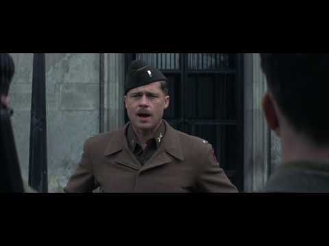 Inglourious Basterds (First official Trailer) [2009] - YouTube