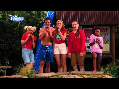 Acampados - Nueva Serie Disney Channel !Muy Pronto!