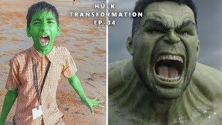the-hulk-transformation-ep-04-hulk-smash-a-short-vfx-film-test