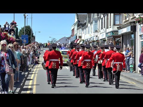Pembrey & Burry Port Carnival (Part 2) ~ The Parade 2017