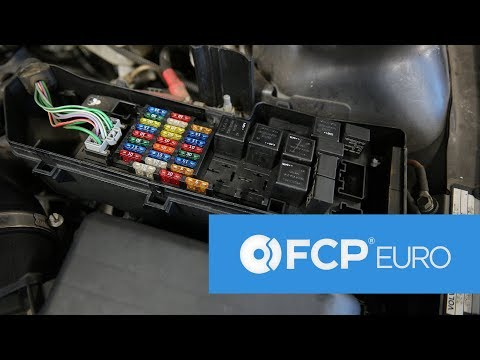 Project Volvo S60 ABS Light Fix - Check Your Fuses!