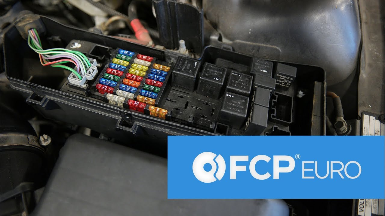 project volvo s60 abs light fix check your fuses  [ 1280 x 720 Pixel ]