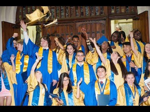 Part II of the 2016 The Montfort Academy Graduation