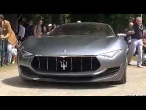 Maserati Alfieri 2020 Youtube
