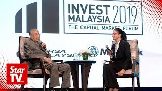 Full Q&A: Tun M on relationship with China, water issue with Singapore and his life principles