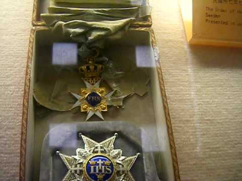 The Order of the Seraphim, Sweden