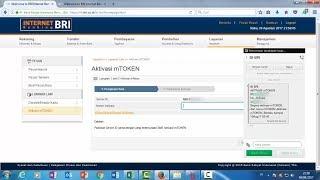 Download Tutorial Cara Aktivasi mToken BRI Internet Banking Mp3 and Videos