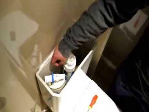 Como reparar un grifo que gotea y cisterna de ba o wc - Como arreglar un grifo que gotea ...