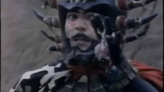 Space Ninja Sword of the Space Ark - koger fight scene